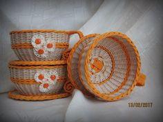 Плетение из газет's photos