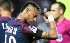 تحميل خلفيات نيمار, كرة القدم, باريس سان جيرمان, فرنسا, البرازيلي لاعب كرة القدم Neymar Jr, Neymar 2017, Manchester City, Manchester United, New Year New Beginning, Paris Saint Germain, Love You Babe, Full Match, Sporting Live