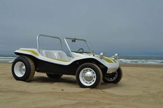 The Basic Fiberglass Dune Buggy. Comes with one option...FUN