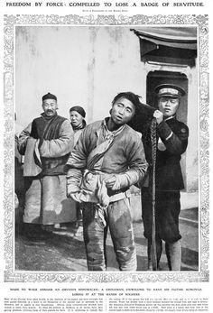 china-revolution-1912.  Removing the queue (pigtail)