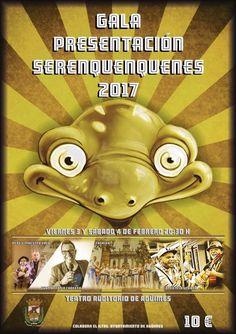 Grupo Mascarada Carnaval: Sorteo entradas para la Presentación Serenquenquen...