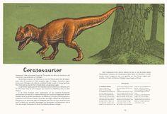 Bildergebnis für das museum der dinosaurier chris wormell