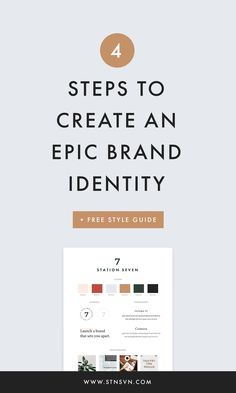 branding tips | branding identity | style guide | brand guideline | brand design | entrepreneur tips | blogging for beginners