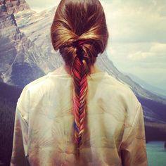 Colorful Braid