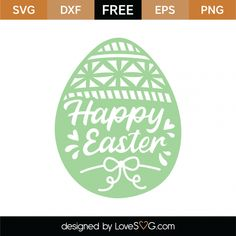 Free happy easter egg svg cut file silhouette design store some bunny loves you Easter Puzzles, Coloring Easter Eggs, Easter Printables, Cricut Cards, Easter Activities, Free Graphics, Svg Cuts, Easter Crafts, Vinyl Projects