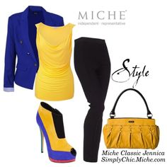 """""""Miche Classic Jennica"""" by miche-kat on Polyvore http://www.simplychicforyou.com/"""