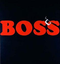 boss // Ed Ruscha