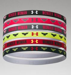 Women's Under Armour® Alter Ego Wonder Woman Mini Headbands | Under Armour US