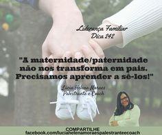 Dica 242 de Liderança Familiar
