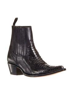 73da2cb7ad2 Sendra 11512 P Alma-s python -Bottes city femme - boots