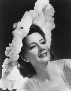 Irene Dunne Classic '40's style