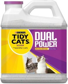 Nestle Purina Pet Care Litter NP15954 Tidy Cats Dual Power Scoop 314 lbs >>> Want additional info? Click on the image.(This is an Amazon affiliate link and I receive a commission for the sales)