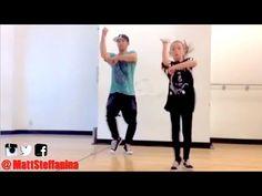 RUDE - Magic Dance | @MattSteffanina Choreography ft 11 year old Taylor