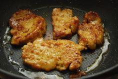 Mit eszünk ma?: Mézes-mustáros szejtán szelet Cracklin Chicken, Nom Nom Paleo, Chicken Livers, Love Chocolate, Minho, French Toast, Pork, Meat, Cooking