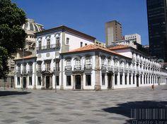 Paço Imperial - Praça XV - rio de janeiro - brasil