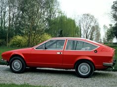 1976 Alfa Romeo Alfetta GTV 2000