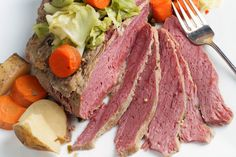 How to Cook Basic Crock-Pot Corned Beef
