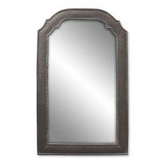 Enchante Accessories Arched Wall Mirror in Master Bath