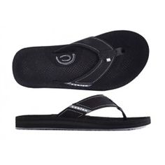 3d2095c58d7 Cobian Black ARV 2 Sandals for Men -Cushioned Sandals with arch support and  soft preforated