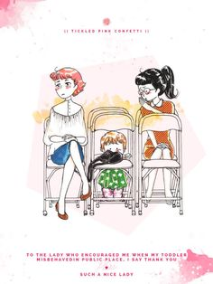 The Importance of Kindness || Veronika's Little World || Parenting Family Humour Slice of Life || Webcomic