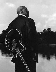 BB King another favorite blues singer