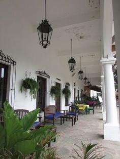 Antiguo Hotel Las Puertas/  Doors Hotel, Suchitoto, El Salvador. Foto: Ana Silva
