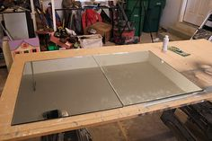 How to Cut a Builder's Mirror - Sawdust & Paper Scraps | Sawdust & Paper Scraps