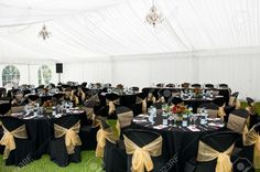 white and gold wedding table marquee - Google Search