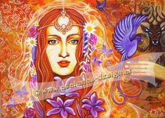 Göttin der Fruchtbarkeit by Avalon Spirit Devine Feminine, Princess Zelda, Fictional Characters, Art, Fertility, Art Background, Kunst, Performing Arts, Fantasy Characters