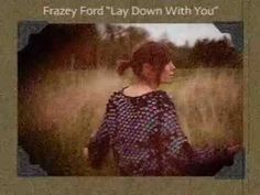 adorable voice of Frazey Ford for a little rest
