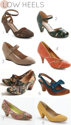 favorite fall picks - shoes edition