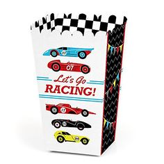 12 Checkered Flags 12 Checkered Bracelets Racing Party Favor Set HAPPY DEALS ~ 12 Checkered Race Pencils with Wheel Erasers