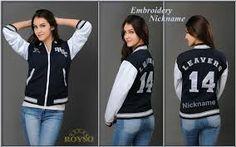 Resultado de imagen para chaquetas universitarias dd2e76793f857