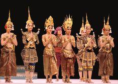 El Ballet Real de Camboya // Royal Ballet Camboda Apsara Mera ◆Camboya - Wikipedia http://es.wikipedia.org/wiki/Camboya #Cambodia