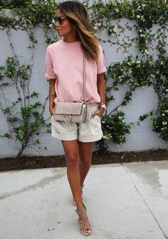 Looks con shorts que enamorarán hasta a las que odian enseñar pierna (via Bloglovin.com )