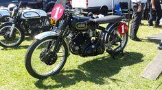 Vincent Black Lightning 1000 cc 1950
