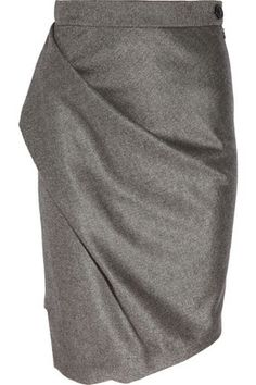 e27ecc5e86 Vivienne Westwood Anglomania Philosophy Wool Blend Pencil Skirt Price:  $345.00 at net-