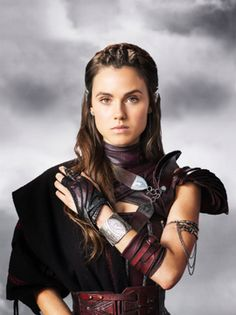 chronicles of shannara Poppy Drayton