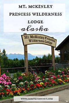 Today I am so excited to share about one of the three Princess Lodges t. Alaska Cruise Princess, Princess Cruises, Alaska Travel, Canada Travel, Mckinley Park, Denali Alaska, Alaska Adventures, Sea To Shining Sea