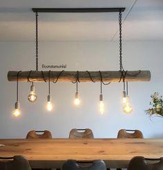 Suspended Lighting, Pendant Lighting, Ceiling Light Design, Ceiling Lights, Handmade Home Decor, Diy Home Decor, Mountain House Decor, Rope Lamp, Industrial Interior Design