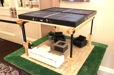 NRG Energys New Solar Canopy Offers a Grid-Free Alternative to Rooftop Solar