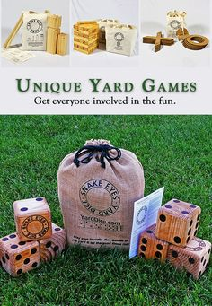 If you're looking for creative ways to entertain at your next summer bbq, look no further than these super fun, easy-to-play backyard games. Outdoor entertaining just got a whole lot more...well, entertaining.