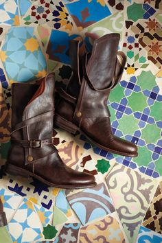 Gallop Mid-Boots - Anthropologie.com  love