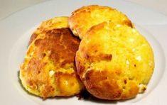 ΠΡΩΙΝΟ-ΣΝΑΚ | Συνταγή για τυροψωμάκια με φέτα και γιαούρτι. Ψωμάκια με γιαούρτι, φέτα και αυγά.