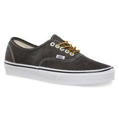 VANS Authentic shoes washed black 65,00 € #vans #vansshoes #vansfootwear #vansoffthewall #skateshoes #skateshoe #skate #skateboard #skateboarding #streetshop #skateshop @PLAY Skateshop
