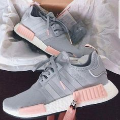 """Adidas"" NMD Women Fashion Trending Running Sports Shoes Sneakers from Fashion Girl. Saved to Things I want as gifts. #adidas."