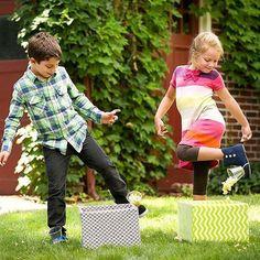 nice Idei de jocuri distractive in aer liber pentru vacanta celor mici Idei de jocuri distractive in aer liber pentru vacanta celor mici Chiar daca vacanta celor mici e pe sfarsite, n-ar trebuie sa-i lasati sa se plictis...