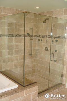 Fancy Bathroom Fitter in Worksop Travertin badezimmerBad