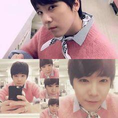 Annyeong #pinky #sweety  #cute #boy #leehongki #FM302 #AM302 #ftisland