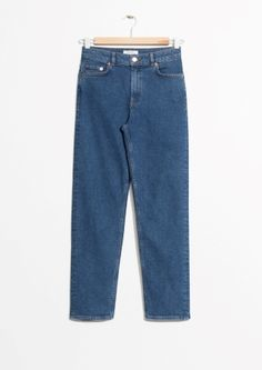 & Other Stories | Straight Denim Jeans